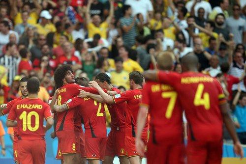 Bästa framspelare i gruppspelet – Eden Hazard och Aaron Ramsey