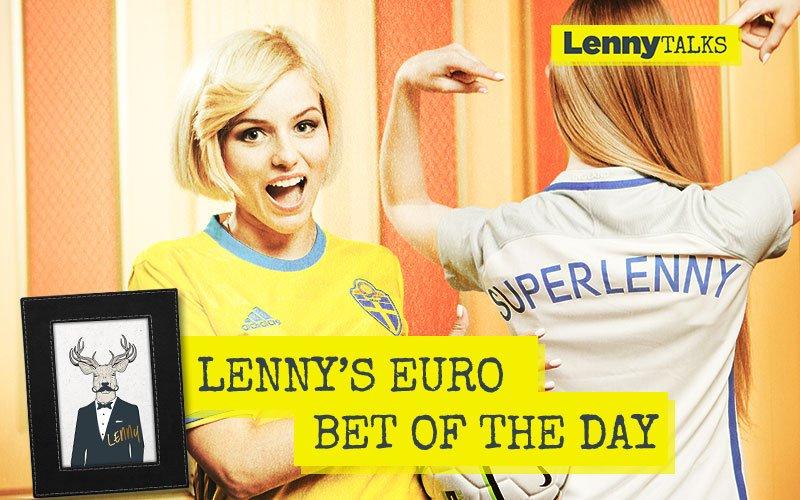 Lennys Bet of the Day: Frankrike-Rumänien