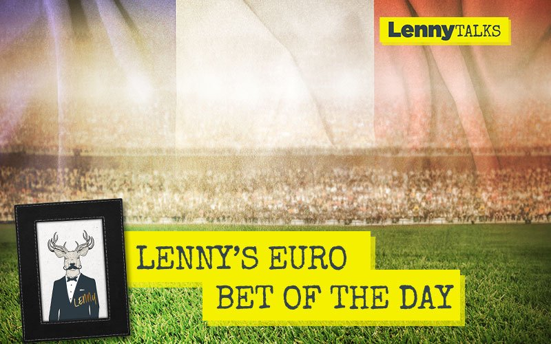 Lenny's Bet of the Day: Goal scorer Poland-Portugal