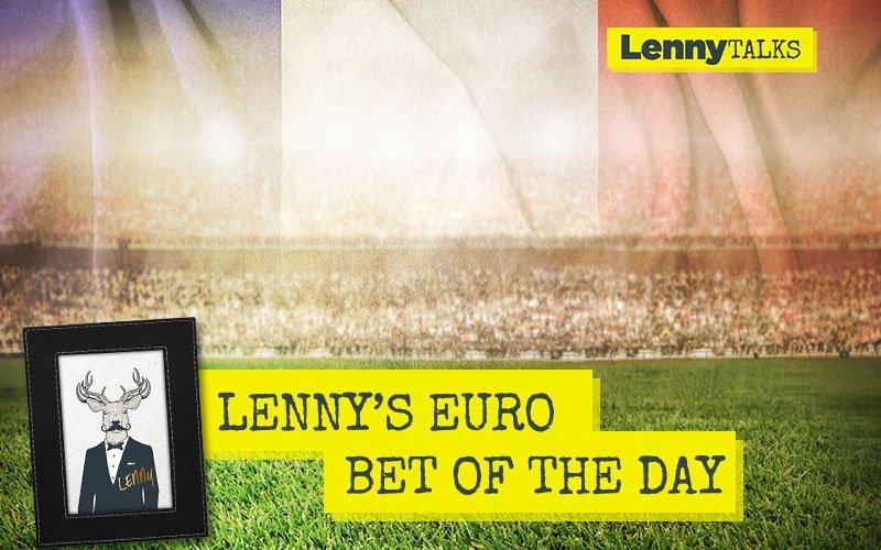 Lennys Bet of the Day: Ukraina-Nordirland