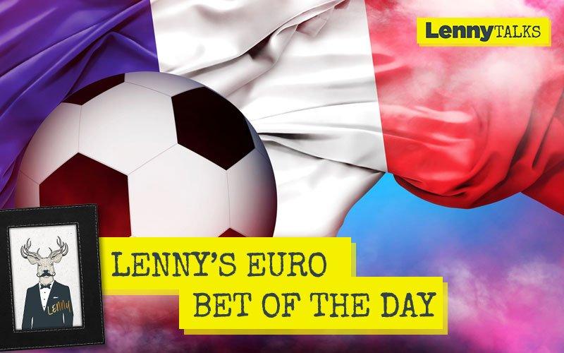 Lennys Bet of the Day: Robert Lewandowski, Polen – Anytime Goalscorer