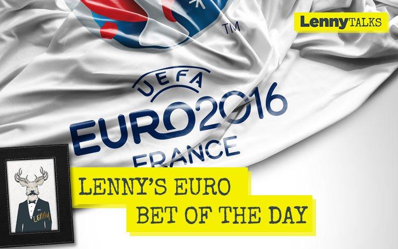 Lennys Bet of the Day: Tjeckien-Kroatien X