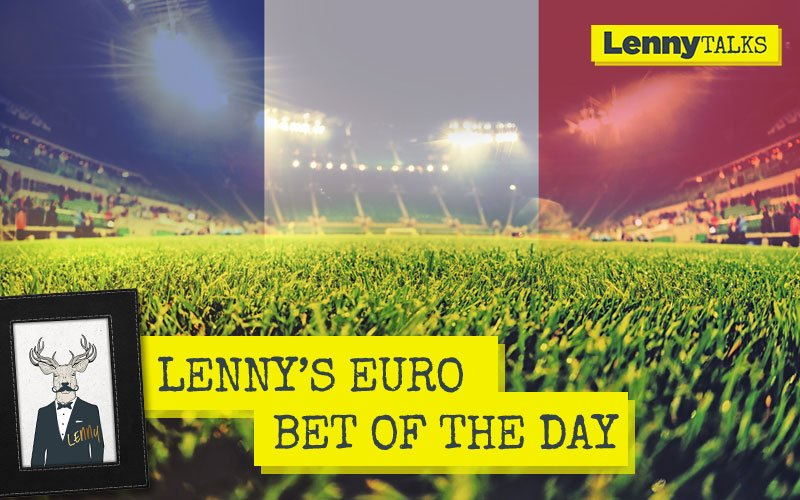 Lenny's Bet of the Day: Iceland-Hungary