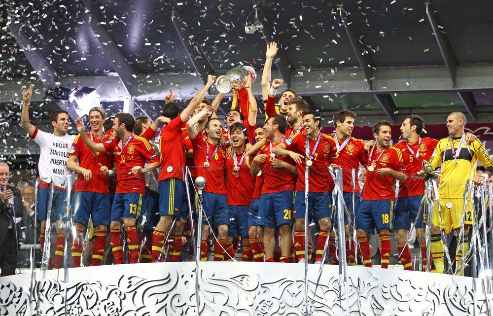 Joukkueanalyysi: Espanja