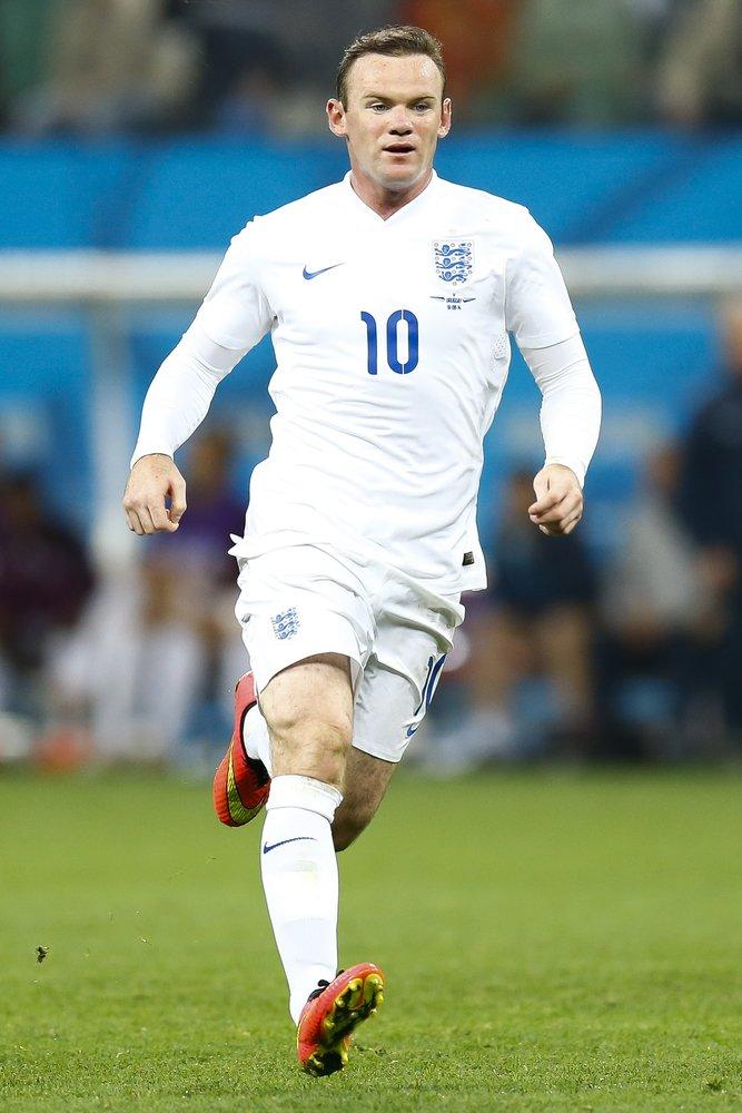 Pelaajaesittely: Wayne Rooney