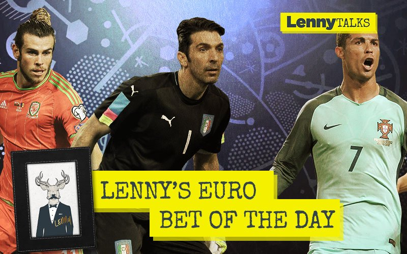Lenny's Bet of the Day – France-Iceland