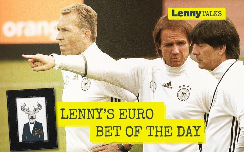Lennys Bet of the Day: Tyskland – Italien – över 10.5 hörnor