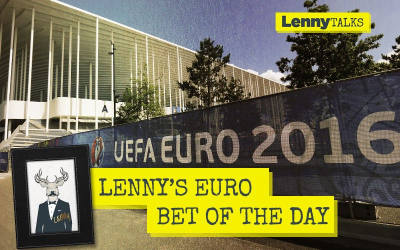 Lenny's Bet of the Day: Wales – Portugal