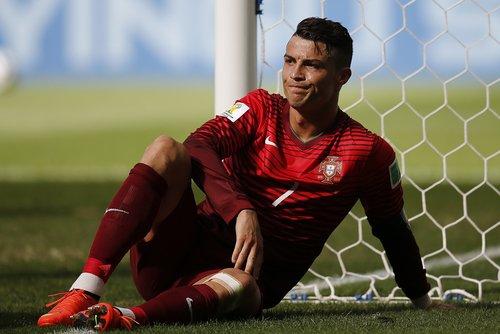 Avainpelaajaesittely: Portugalin Cristiano Ronaldo