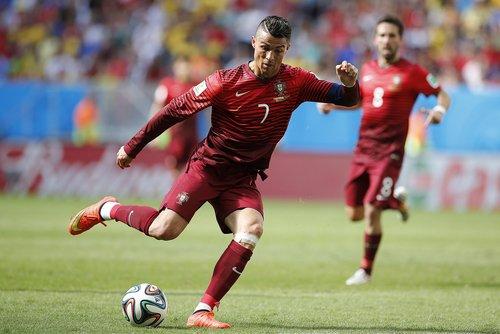 Gårdagens match: Portugal–Wales