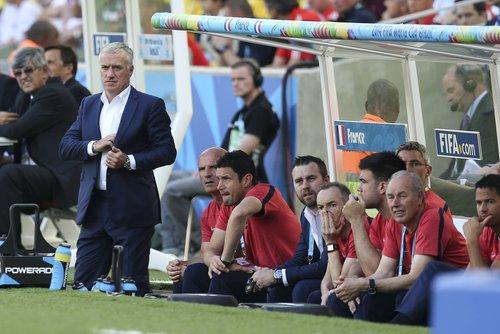 Valmentajaesittely: Ranskan Didier Deschamps
