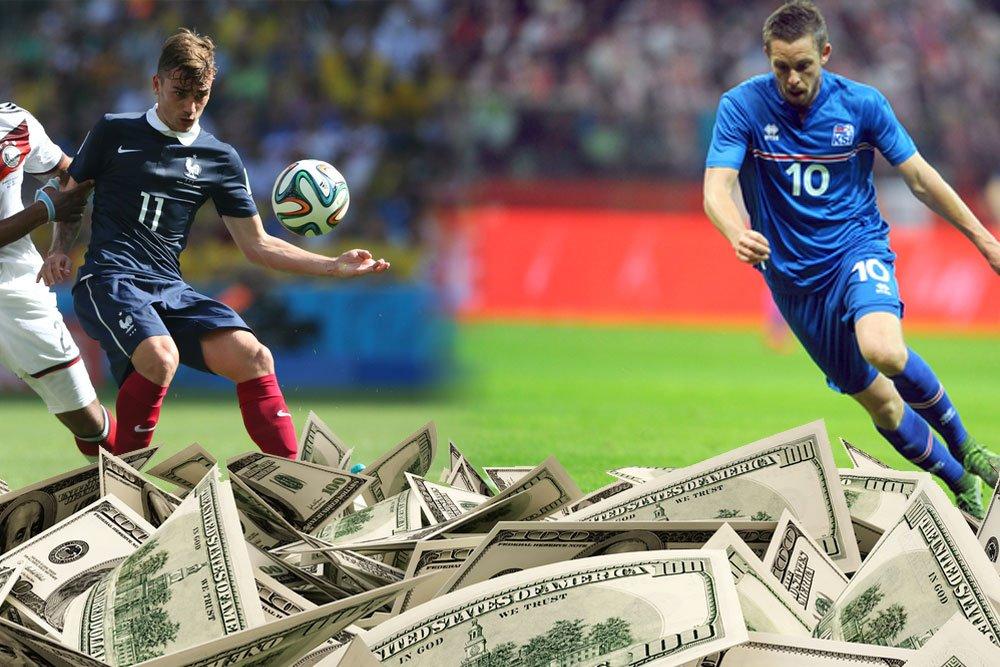 Päivän ottelu – Ranska–Islanti
