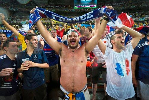 Gårdagens match: Frankrike – Island