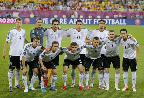 Yesterday's Match – Germany-Italy