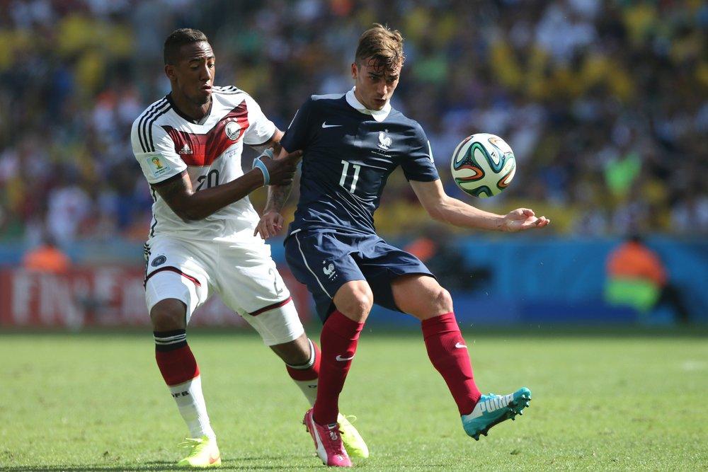 Tulevan toisen semifinaalin analyysia: Saksa–Ranska