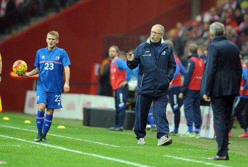 Dagens match: Frankrike – Island