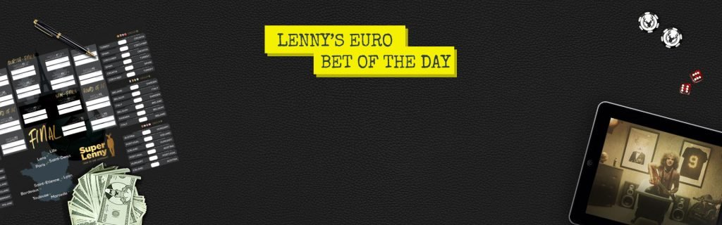 Lennys Bet of the Day: Portugal – Wales X2 (dubbelchans)