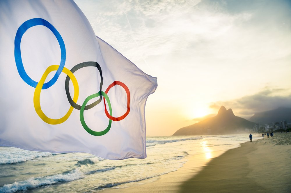 The Olympics is coming – Here's some history