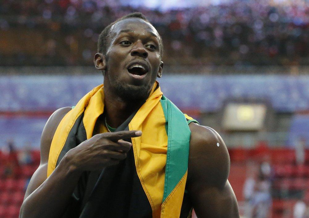 Kan Usain Bolt ta sitt tredje OS-guld på raken i 100 meter?