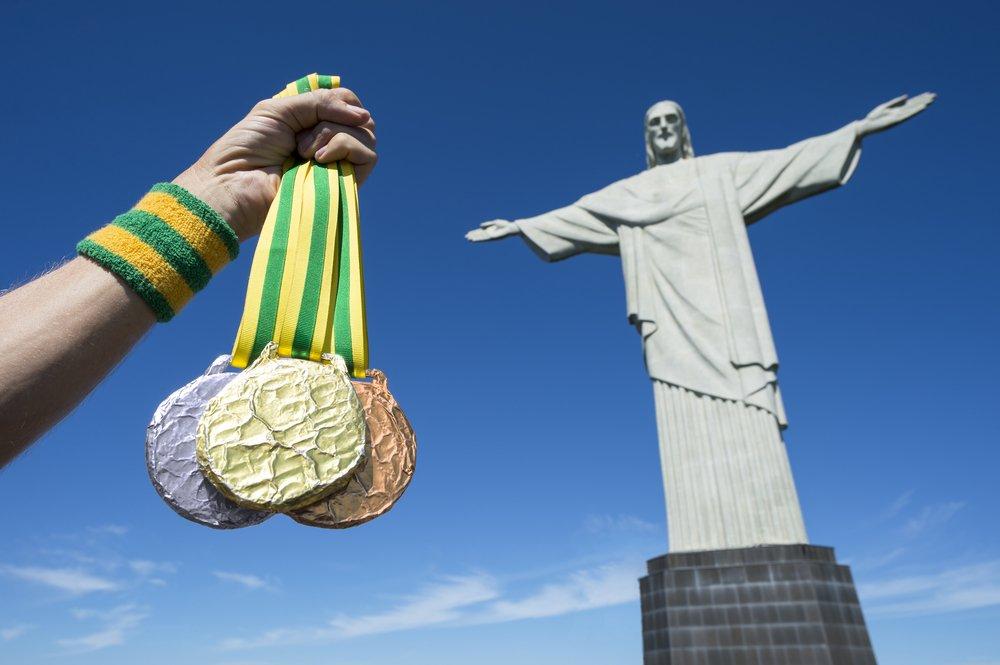 Tältä olympiamitalit Riossa näyttävät – ja kuulostavat!