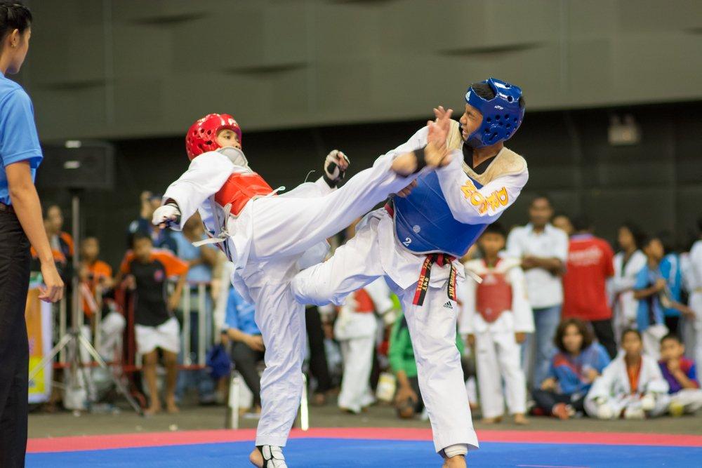 Visste du att den här sporten är en del av OS?