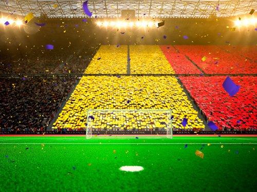 Belgien utklassar, Bortavinst för Holland och Cramers återbud