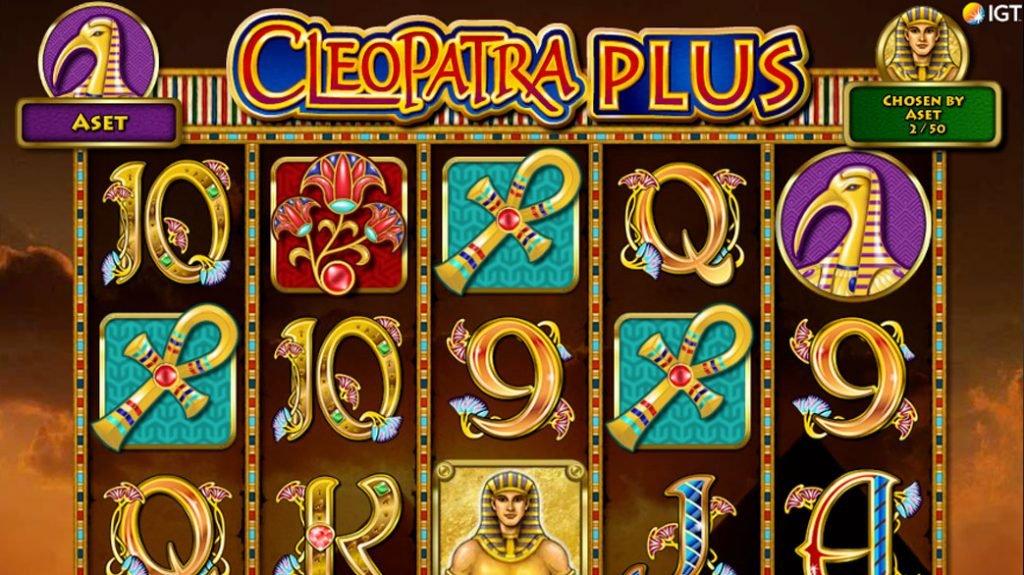 Cleopatra Spelautomat
