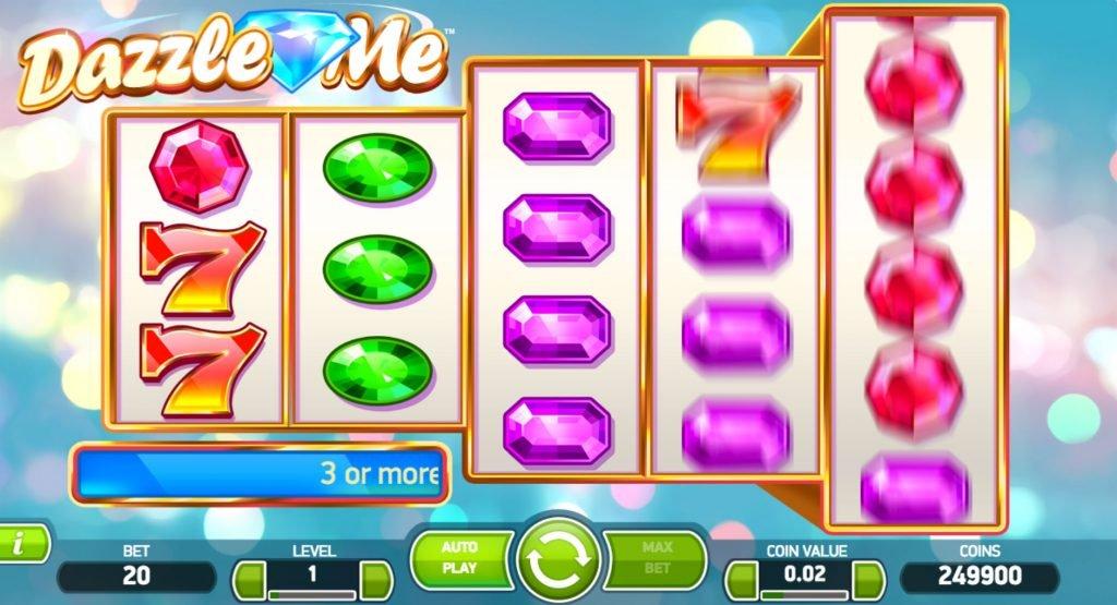 Dazzle Me Casino Game