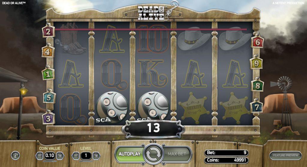 Dead or Alive Casino Game