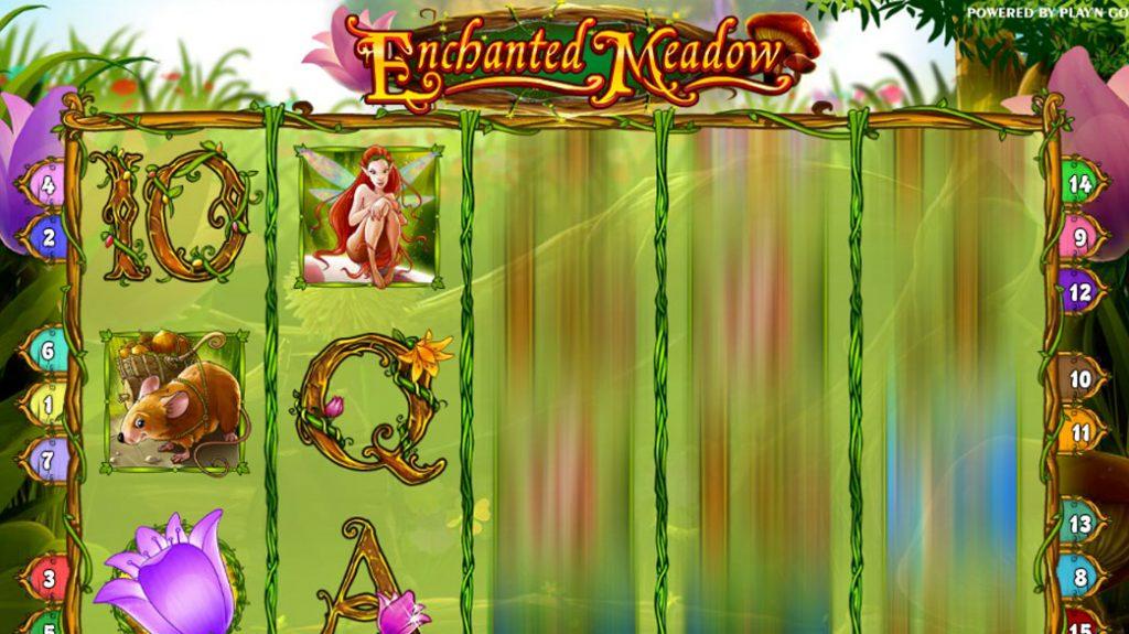 Enchanted Meadow Kasinopeli