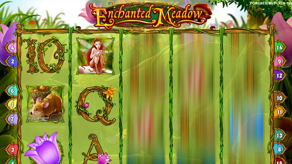 Enchanted Meadow Casino Game