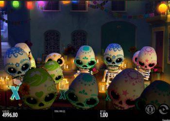 Esqueleto Explosivo Casino Game