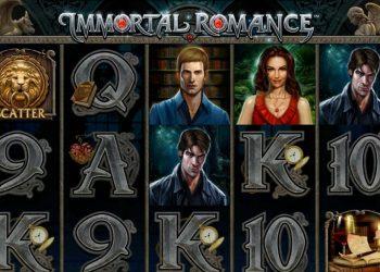Immortal Romance Kasinopeli