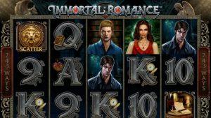 Immortal Romance Slot Image