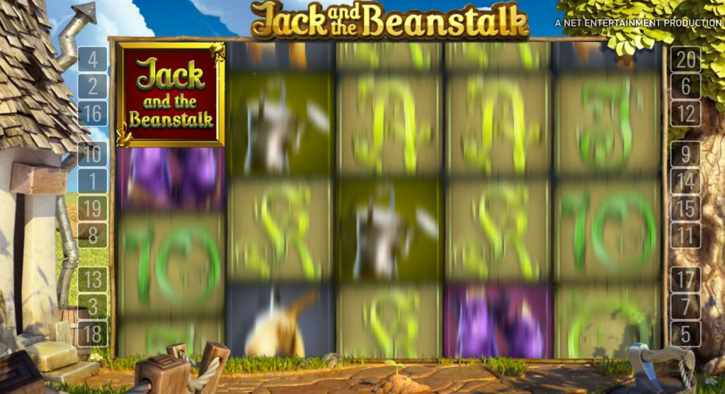 Jack and the Beanstalk Kasinopeli