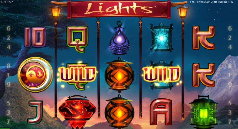 Lights Spelautomat