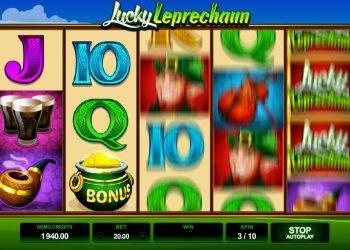 Lucky Leprechaun's Loot Kasinopeli
