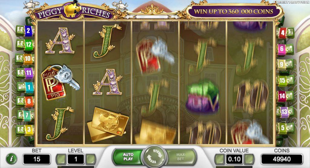Piggy Riches Casino Game