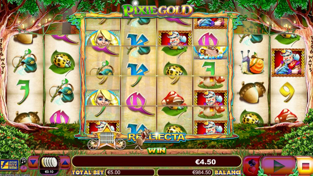 Pixie Gold Casino Game