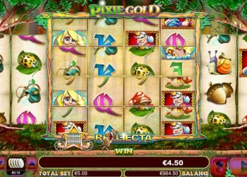 Pixie Gold Casino Game