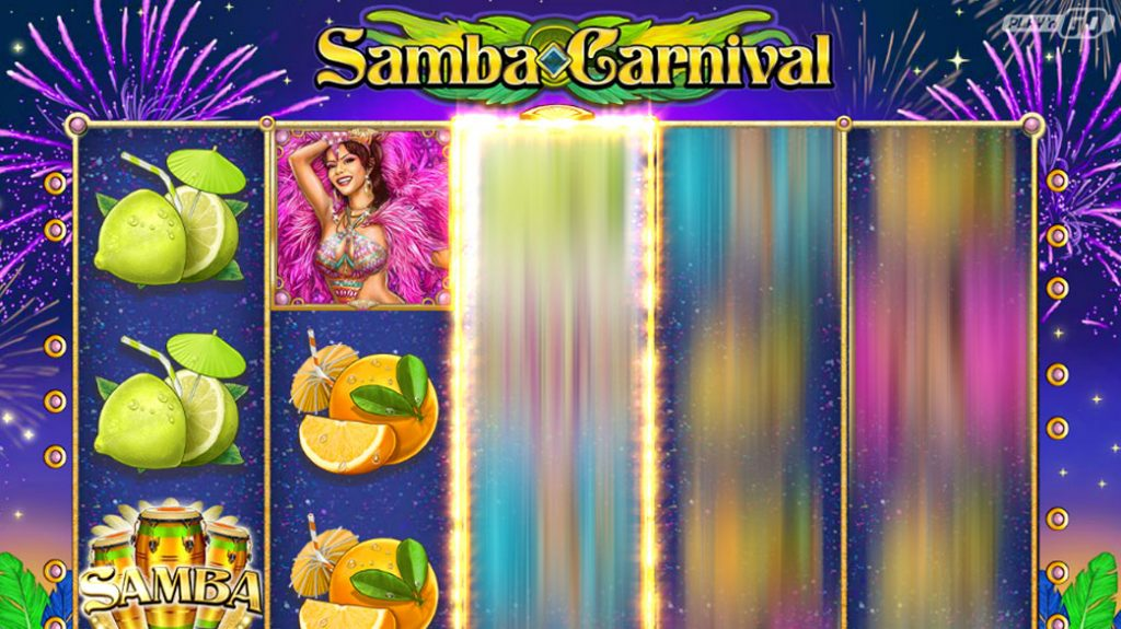 Samba Carnival Spelautomat