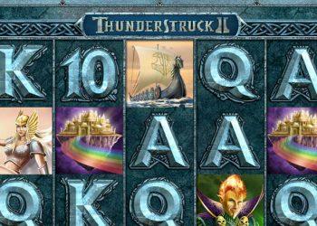 Thunderstruck II Kasinopeli