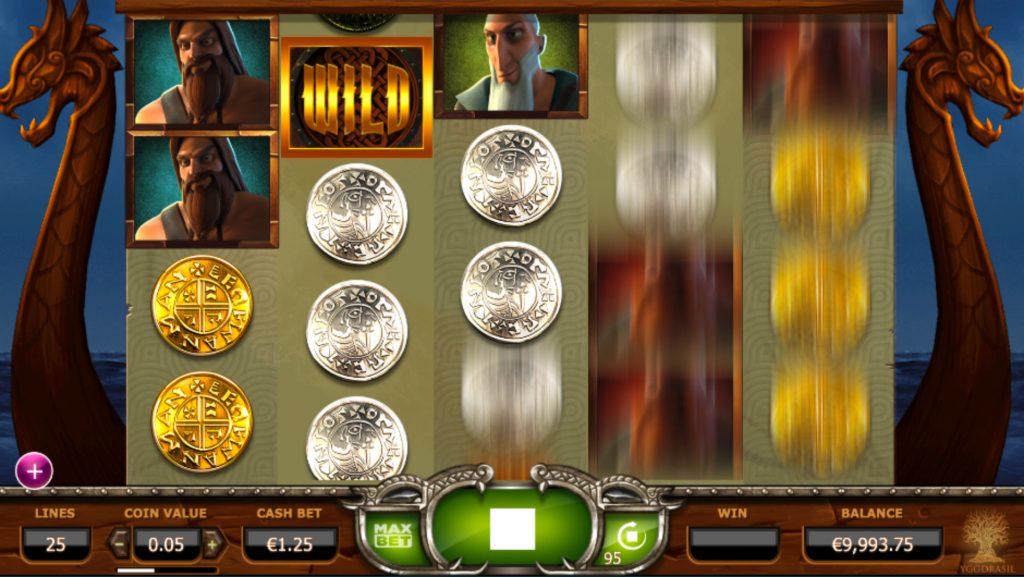 Vikings Go Wild Spelautomat