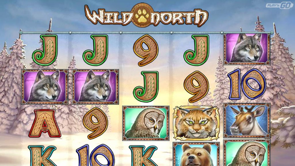 Wild North Spelautomat