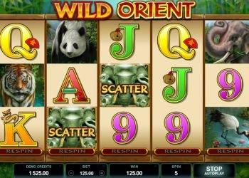 Wild Orient Casino Game