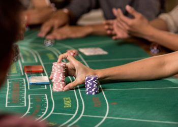 Live Baccarat Strategy