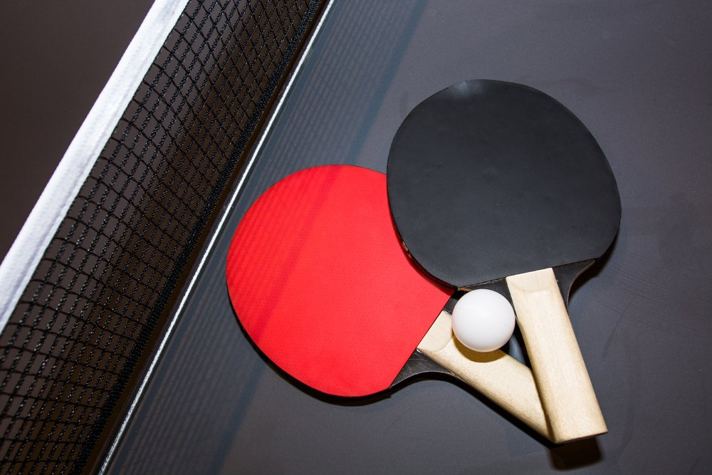 Betting on Table Tennis