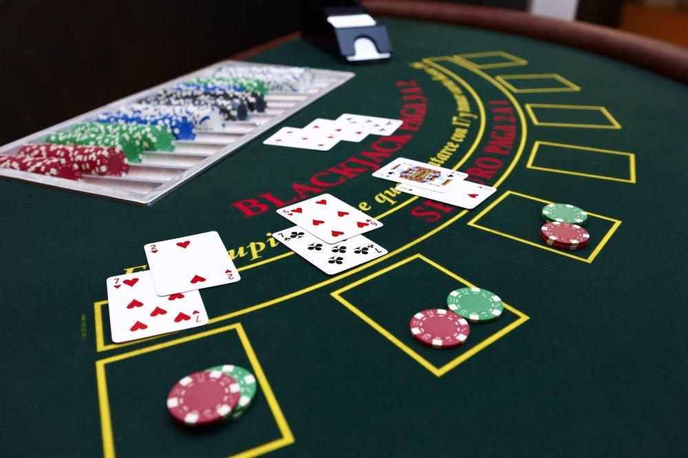 Live Blackjack – Strategia
