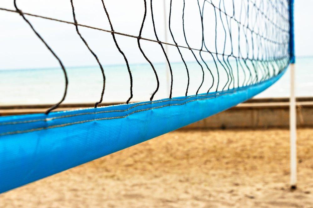 Betta på volleyboll