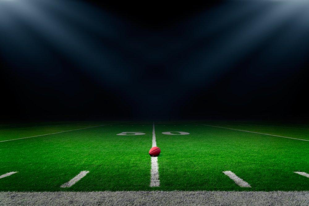 Betta på amerikansk fotboll